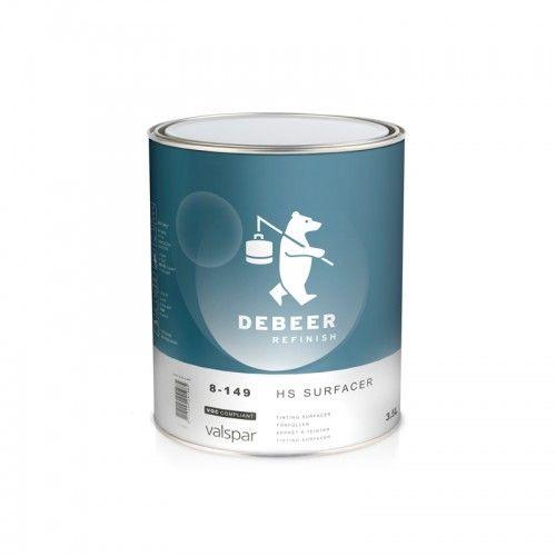HS Tinting Surfacer DeBeer - 1 Lakiery samochodowe Debeer, Detailing Koch Chemie Środki dla myjni samochodowych