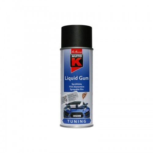 liquid gum black Kwasny - 1 Lakiery samochodowe Debeer, Detailing Koch Chemie Środki dla myjni samochodowych