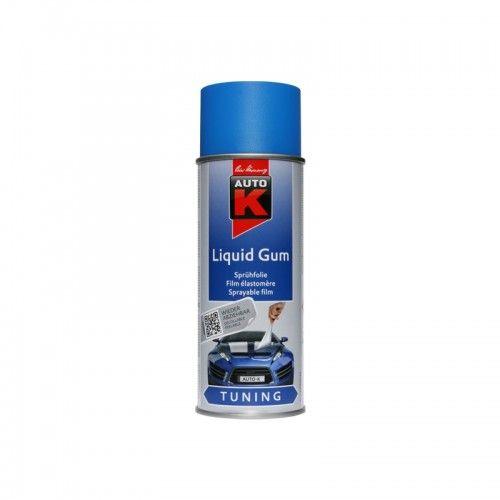 liquid gum blue Kwasny - 1 Lakiery samochodowe Debeer, Detailing Koch Chemie Środki dla myjni samochodowych