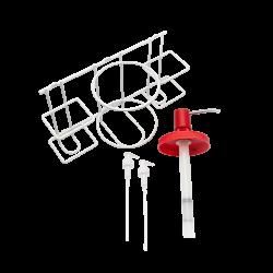 System dozujący i uchwyt do Handy Star, Kolan i Schmu-Schu Koch Chemie - auto detailing, środki dla myjni samochodowych - 1 Laki
