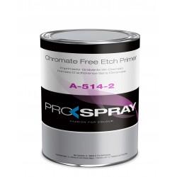 A-514 CHROMATE FREE ETCH PRIMER Prospray - 1 Lakiery samochodowe Debeer, Detailing Koch Chemie Środki dla myjni samochodowych