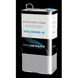 ICC-6000 FAST CURE CLEAR Prospray - 1 Lakiery samochodowe Debeer, Detailing Koch Chemie Środki dla myjni samochodowych
