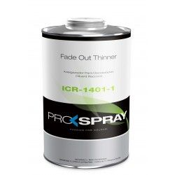 ICR-1401 FADE OUT THINNER Prospray - 2 Lakiery samochodowe Debeer, Detailing Koch Chemie Środki dla myjni samochodowych