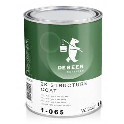 1-065 2K Structure Coat Coarse DeBeer - 1 Lakiery samochodowe Debeer, Detailing Koch Chemie Środki dla myjni samochodowych
