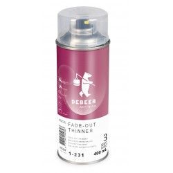 1-231 Fade-Out Thinner DeBeer - 1 Lakiery samochodowe Debeer, Detailing Koch Chemie Środki dla myjni samochodowych