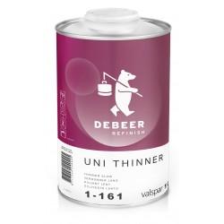 1-161 Uni Thinner Slow DeBeer - 1 Lakiery samochodowe Debeer, Detailing Koch Chemie Środki dla myjni samochodowych